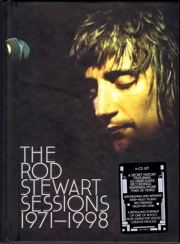 Rod Stewart - The Rod Stewart Sessions 1971-1998