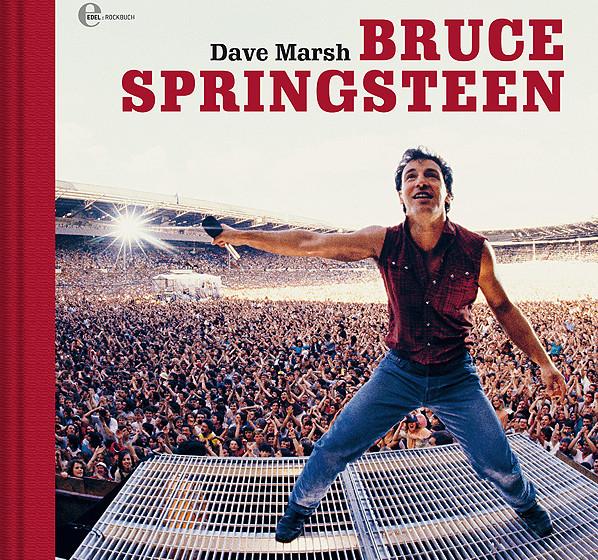 Dave Marsh  Bruce Springsteen Buchcover