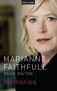 Marianne Faithfull & David Dalton Memories Cover
