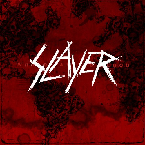 Slayer, World Painted Blood, Cover