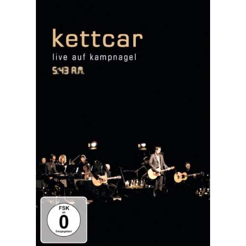 Kettcar - Live auf Kampnagel