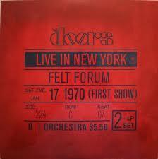 The Doors - Live in New York