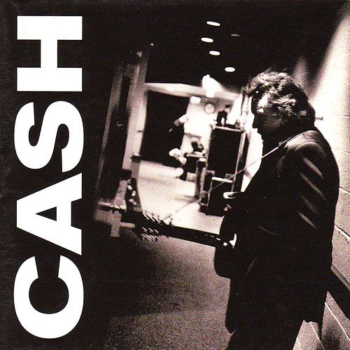 Johnny Cash American III: Solitary Man Cover