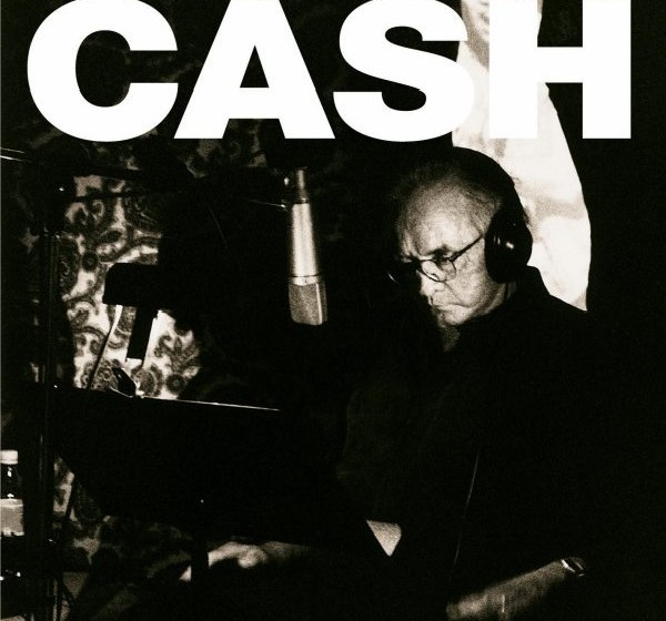 Johnny Cash American V Artwork