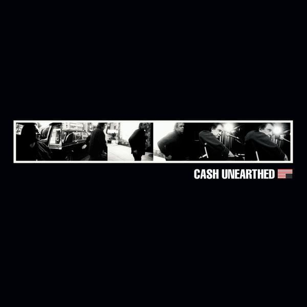 Johnny Cash Unearthed Artwork