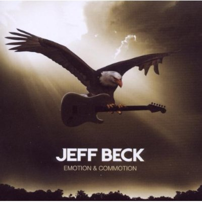 Jeff Beck Emotion And Commotion Cover
