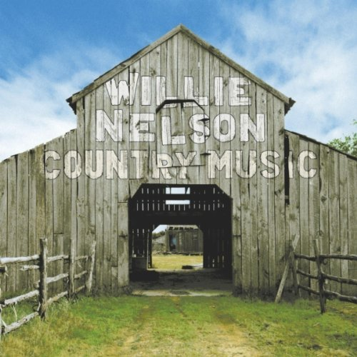 Willie Nelson Country Music Artwork