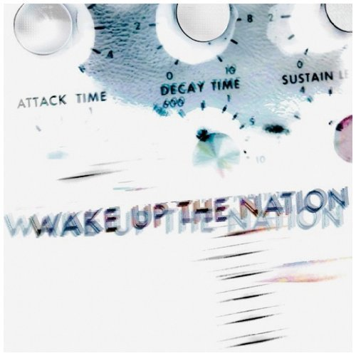 Paul Weller Wake Up The Nation Artwork