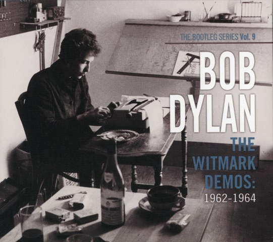 Bob Dylan The Witmark Demos Artwork