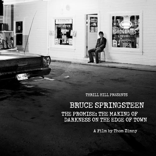 Bruce Springsteen The Promise Artwork