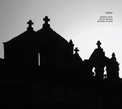 Dakota Suite, Davin Darling, Quentin Sirjacq - Vallisa, Cover