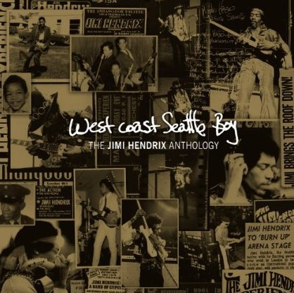 Jim Hendrix - West Coast Seattle Boy