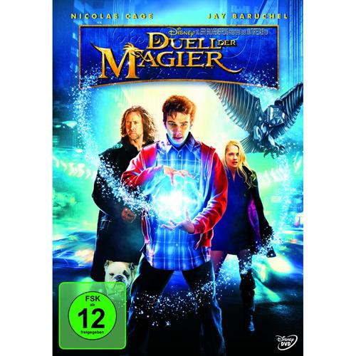 Duell der Magier DVD