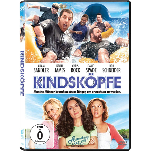 Kindskpfe DVD