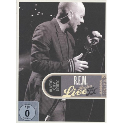R.E.M. live in Austin