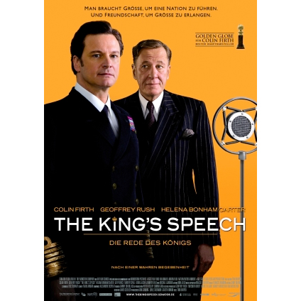 The King's Speech Poster