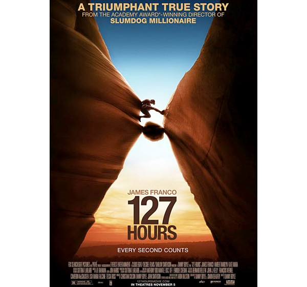 127 Hours Plakat