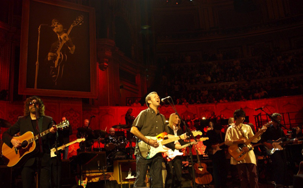 Eric Clapton Concert For George