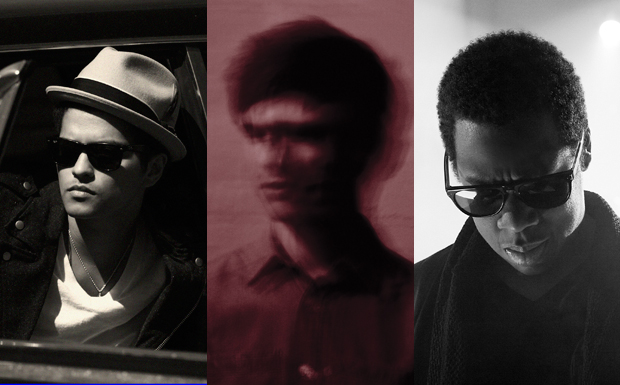 Bruno Mars / James Blake / Jay-Z