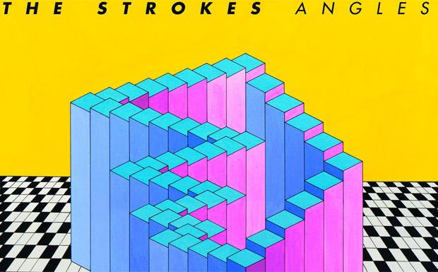 Strokes - Angles (Artwork)