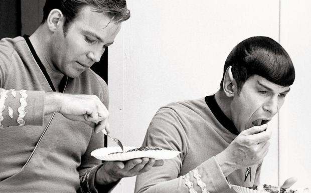 Foto aus William Shatner, 'Durch das Universum bis hierher'