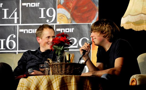 TVnoir 25 mit  Jupiter Jones und Philipp Poisel