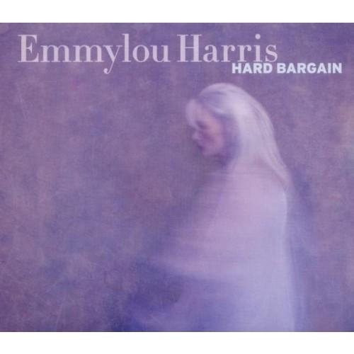 Emmylou Harris Hard Bagain Cover