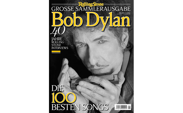 Rolling Stone Sammlerausgabe – Bob Dylan