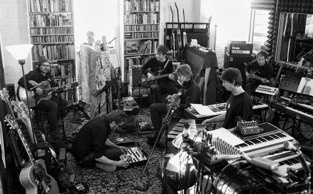 Wilco im eigenen Studio