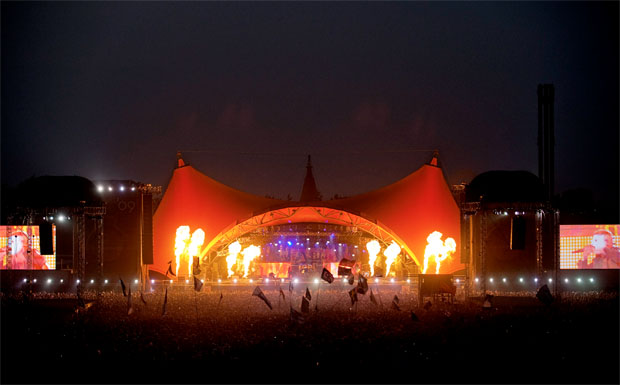 Roskilde Stage