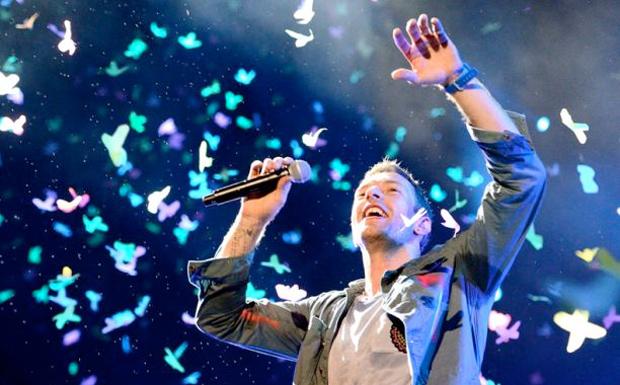 Coldplay rar