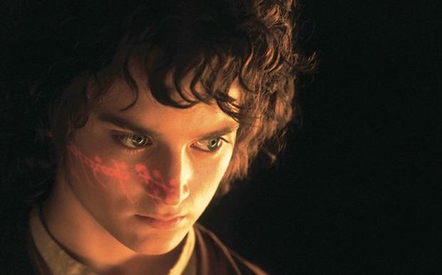 Frodo in Der Herr der Ringe