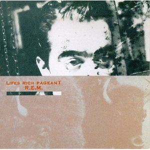 R.E.M. Life's Rich Pageant Cover