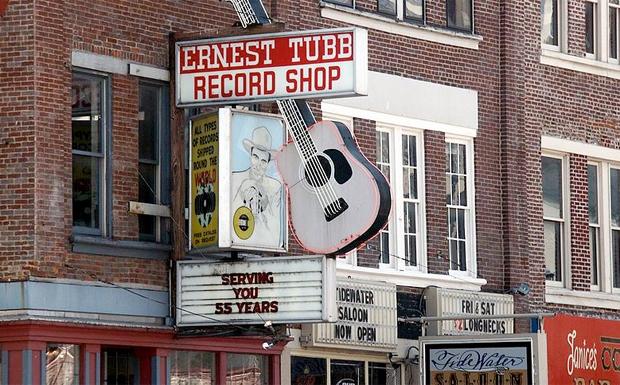 Ernest Tubb Recordshop