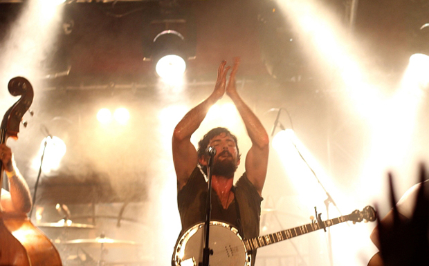 Avett Brothers in Haldern