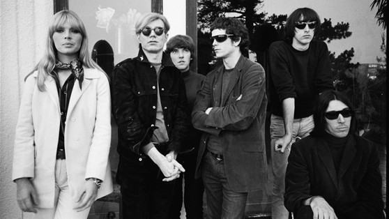 Andy Warhol, Nico and The Velvet Underground
