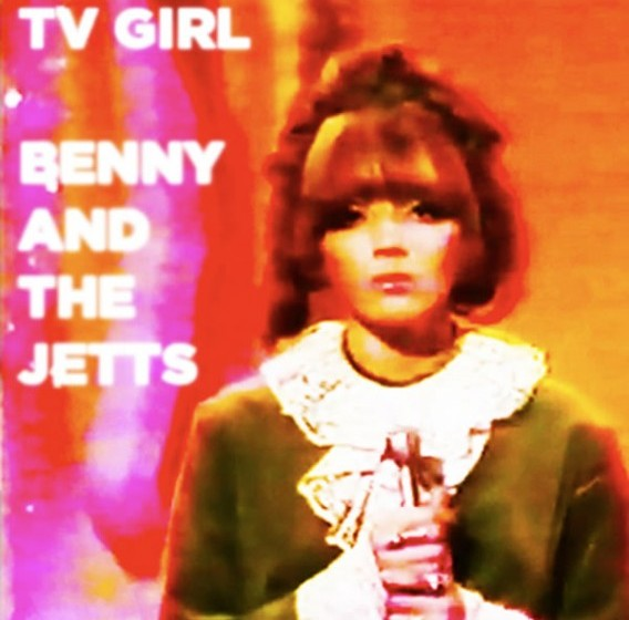 TV Girl - Benny and the Jetts EP