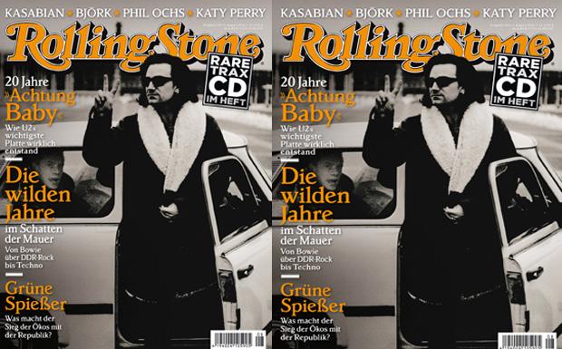 Das Cover zur August-Ausgabe