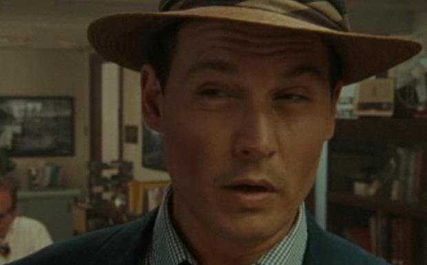 Johnny Depp spielt Paul Kemp in 'The Rum Diary'
