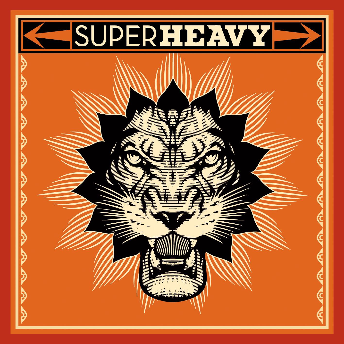SuperHeavy - 'SuperHeavy'