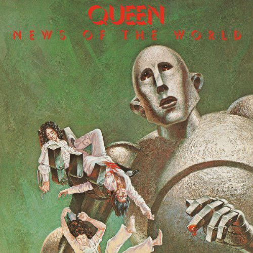 Queen - 'News Of The World'