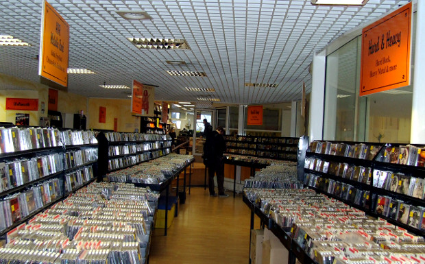 Hot Shot Records Bremen