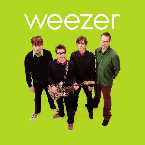 Weezer -'Weezer (The Green Album)'