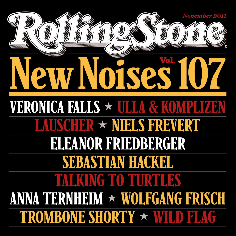 New Noises Vol. 107
