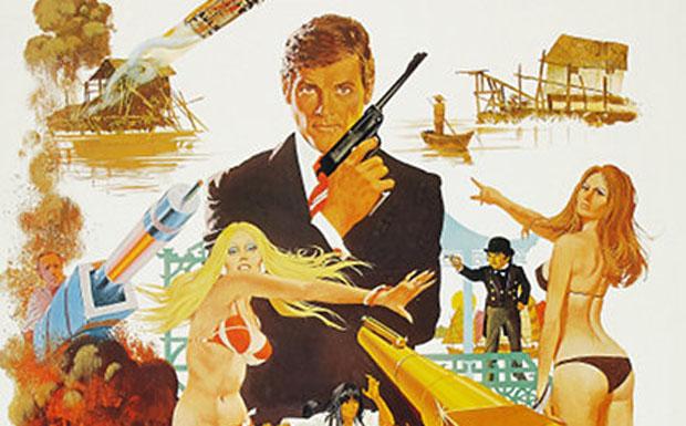 James Bond - 'Der Mann mit dem Goldenen Colt'