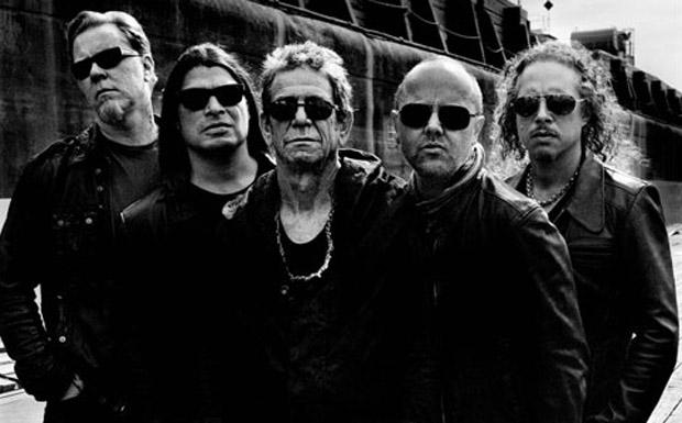 Lou Reed und Metallica