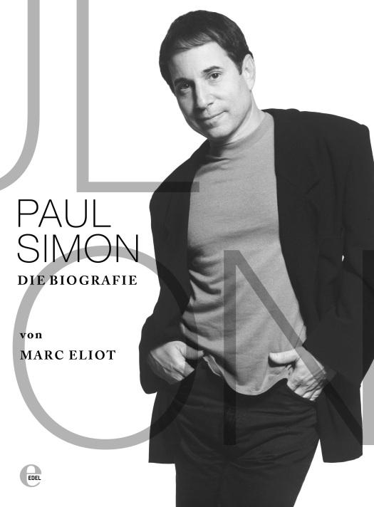 Paul Simon Biografie Marc Eliot Cover