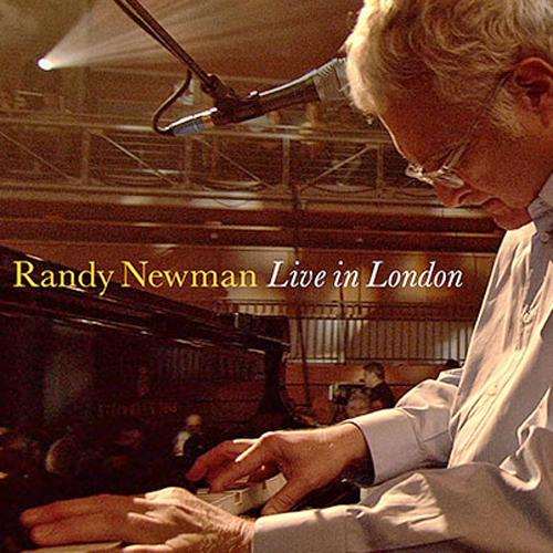 Randy Newman - 'Live In London' (CD+DVD)