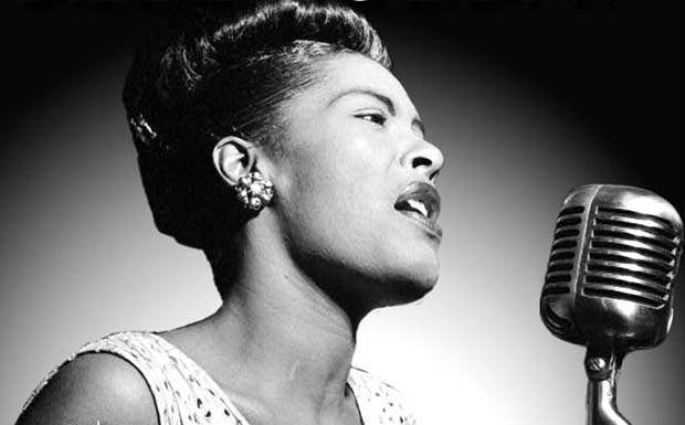 Billie Holiday All Of Me Artwork