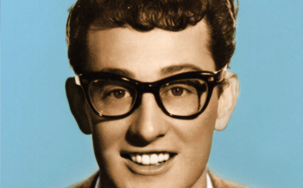 Gold Albumcover Buddy Holly